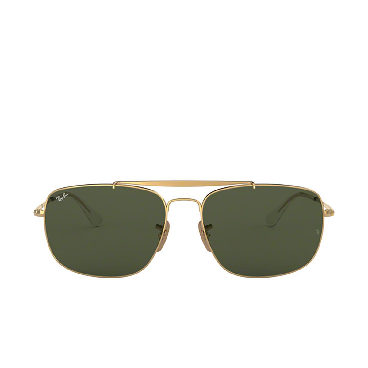 Ray-Ban® Square Sunglasses: The Colonel RB3560 color Arista 001 - 1/3.