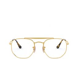 Ray-Ban® Eyeglasses: The Marshal RX3648V color Gold 2500.