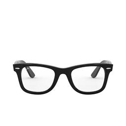 Ray-Ban® Eyeglasses: Wayfarer Ease RX4340V color Black 2000.