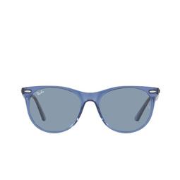 Ray-Ban® Sunglasses: Wayfarer Ii RB2185 color True Blue 658756.