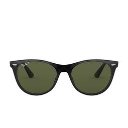 Ray-Ban® Sunglasses: Wayfarer Ii RB2185 color Black 901/58.