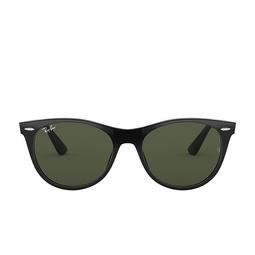 Ray-Ban® Sunglasses: Wayfarer Ii RB2185 color Black 901/31.