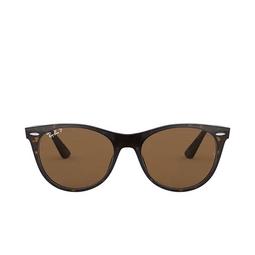 Ray-Ban® Sunglasses: Wayfarer Ii RB2185 color Tortoise 902/57.