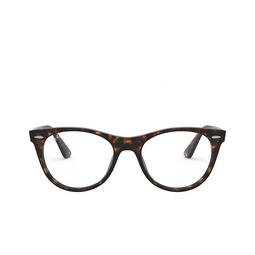 Ray-Ban® Eyeglasses: Wayfarer Ii RX2185V color Havana 2012.