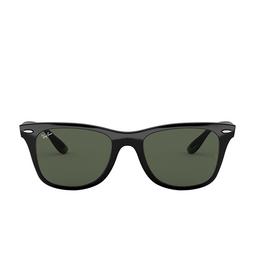 Ray-Ban® Sunglasses: Wayfarer Liteforce RB4195 color Black 601/71.