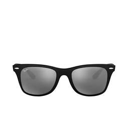 Ray-Ban® Sunglasses: Wayfarer Liteforce RB4195 color Matte Black 601S88.