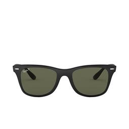 Ray-Ban® Sunglasses: Wayfarer Liteforce RB4195 color Matte Black 601S9A.
