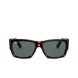 Ray-Ban® Square Sunglasses: Wayfarer Nomad RB2187 color Tortoise 902/R5.
