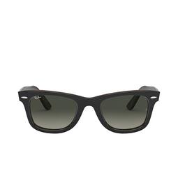 Ray-Ban® Square Sunglasses: Wayfarer RB2140 color Grey On Havana 127771.