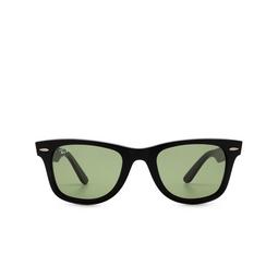 Ray-Ban® Square Sunglasses: Wayfarer RB2140 color 64954E.