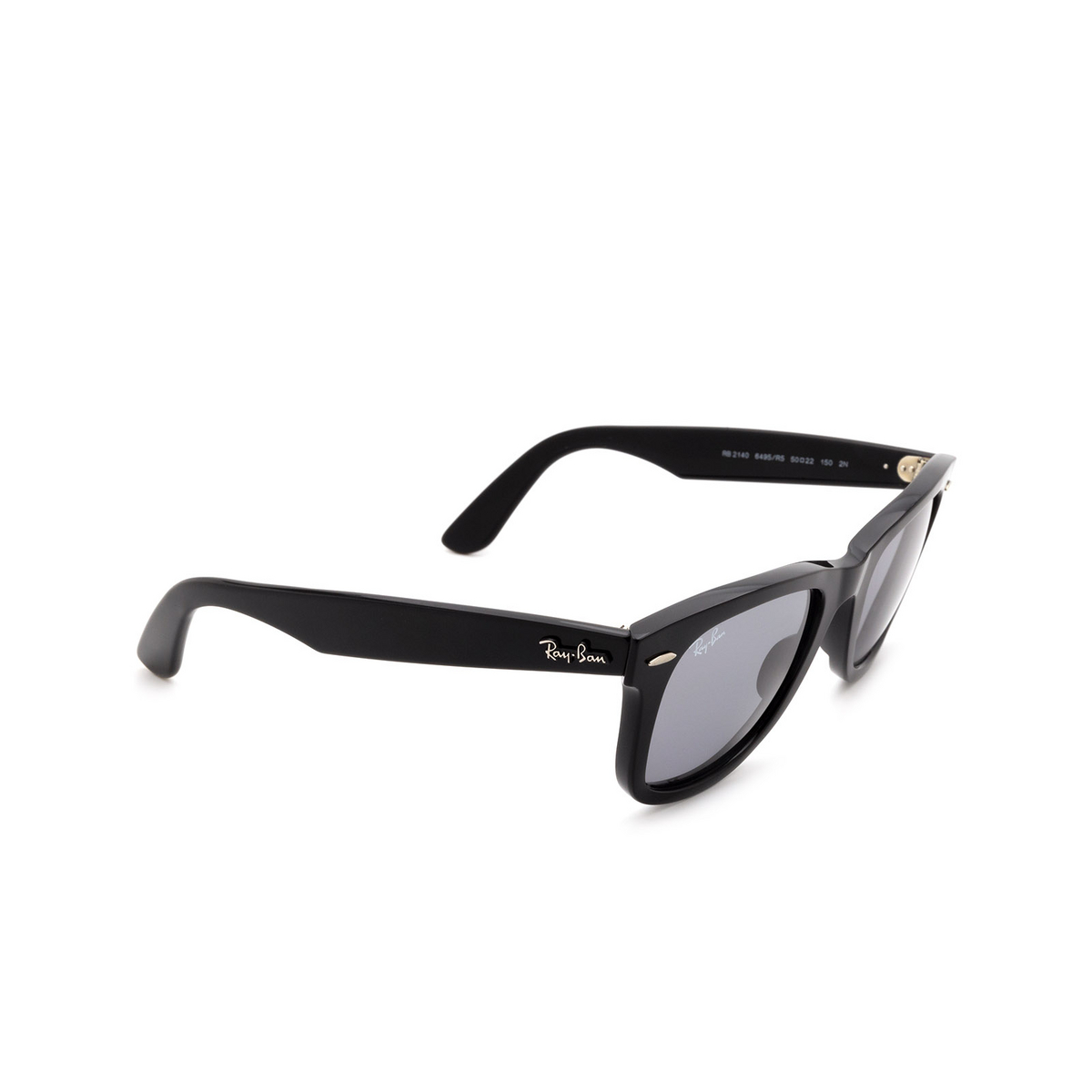 Ray-Ban® Square Sunglasses: Wayfarer RB2140 color 6495R5.