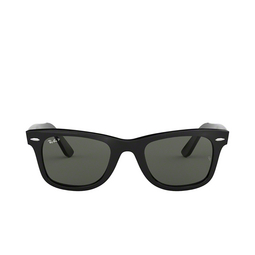 Ray-Ban® Square Sunglasses: Wayfarer RB2140 color Black 901/58.