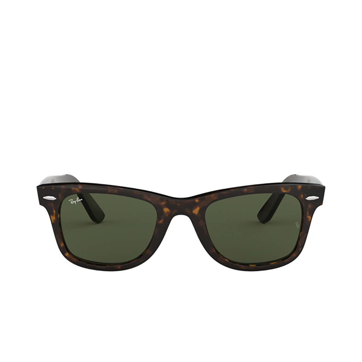 Ray-Ban® Square Sunglasses: Wayfarer RB2140 color Tortoise 902.