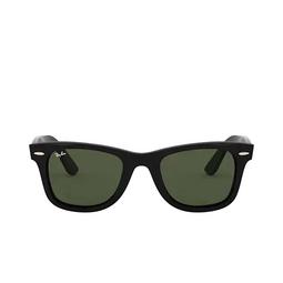 Ray-Ban® Sunglasses: Wayfarer RB4340 color Black 601.