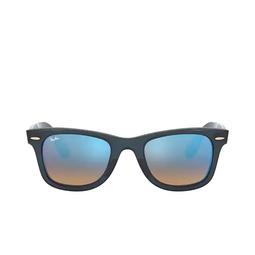 Ray-Ban® Sunglasses: Wayfarer RB4340 color Blue 62324O.