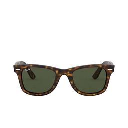 Ray-Ban® Sunglasses: Wayfarer RB4340 color Light Havana 710.