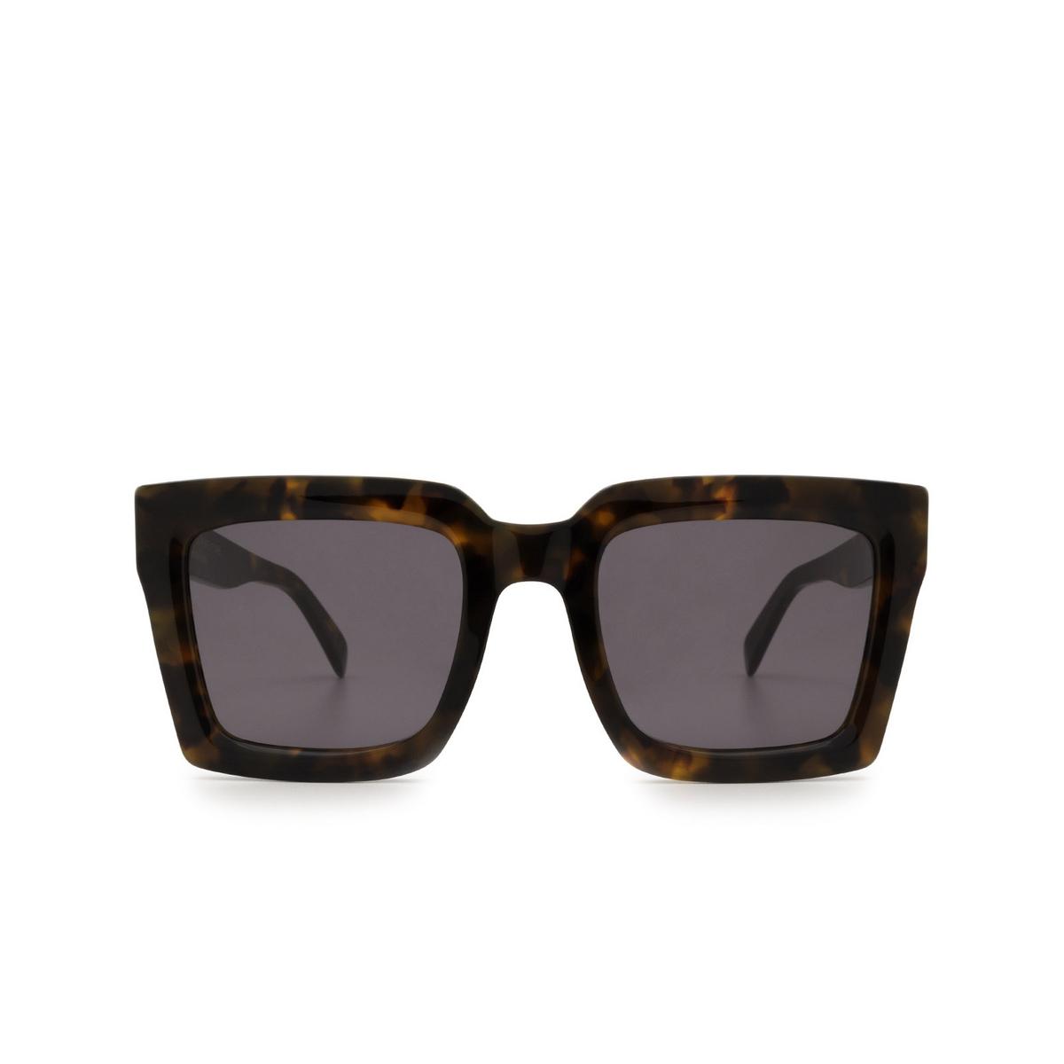 Retrosuperfuture® Square Sunglasses: Ancora color Classic Havana BX2 - front view.
