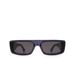 Retrosuperfuture® Sunglasses: Issimo color Chrome Blackish UK2.