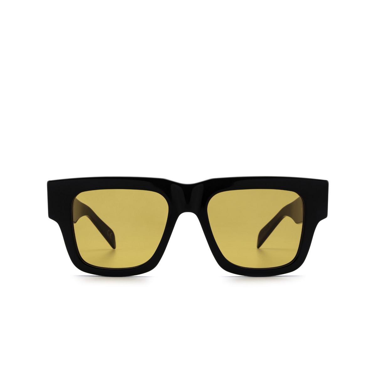 Retrosuperfuture® Square Sunglasses: Mega color Refined B5Y - front view.