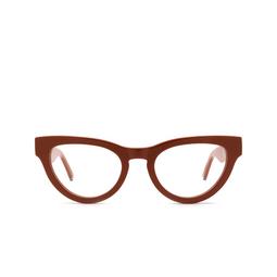 Retrosuperfuture® Eyeglasses: NUMERO 64 color Rosso Gza.