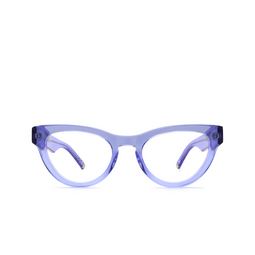 Retrosuperfuture® Eyeglasses: NUMERO 64 color Crystal Celeste U3A.