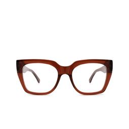 Retrosuperfuture® Eyeglasses: NUMERO 76 color Rosso Profondo CX2.