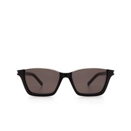 Saint Laurent® Square Sunglasses: Dylan SL 365 color Black 002.