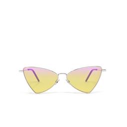 Saint Laurent® Sunglasses: Jerry SL 303 color Silver 005.