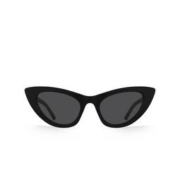 Saint Laurent® Sunglasses: Lily SL 213 color Black 001.