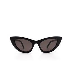 Saint Laurent® Sunglasses: Lily SL 213 color Black 011.