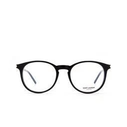 Saint Laurent® Eyeglasses: SL 106 color Black 001.