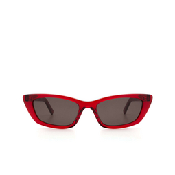 Saint Laurent® Sunglasses: SL 277 color Red 007.