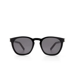 Saint Laurent® Sunglasses: SL 28 color Black 022.