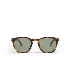 Saint Laurent® Sunglasses: SL 28 SLIM color Havana 002.