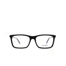Saint Laurent® Eyeglasses: SL 296 color Black 001.