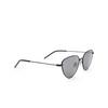 Saint Laurent® Irregular Sunglasses: SL 310 color Black 005 - product thumbnail 2/3.
