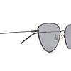Saint Laurent® Irregular Sunglasses: SL 310 color Black 005 - product thumbnail 3/3.