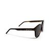 Saint Laurent® Round Sunglasses: SL 317 color Havana 002 - product thumbnail 2/3.
