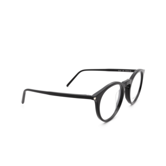 Saint Laurent® Round Eyeglasses: SL 347 color Black 005.