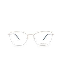 Saint Laurent® Eyeglasses: SL 351 SLIM color Silver 001.