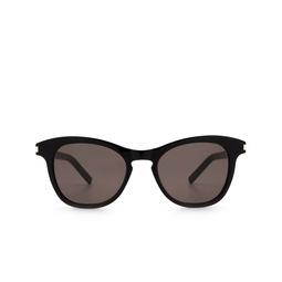 Saint Laurent® Cat-eye Sunglasses: SL 356 color Black 001.