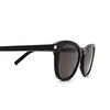Saint Laurent® Cat-eye Sunglasses: SL 356 color Black 009 - product thumbnail 3/3.