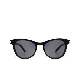 Saint Laurent® Cat-eye Sunglasses: SL 356 color Black 017.