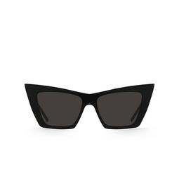 Saint Laurent® Sunglasses: SL 372 color Black 001.
