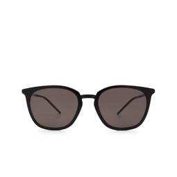 Saint Laurent® Sunglasses: SL 375 SLIM color Black 002.