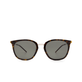 Saint Laurent® Square Sunglasses: SL 375 SLIM color Havana 004.