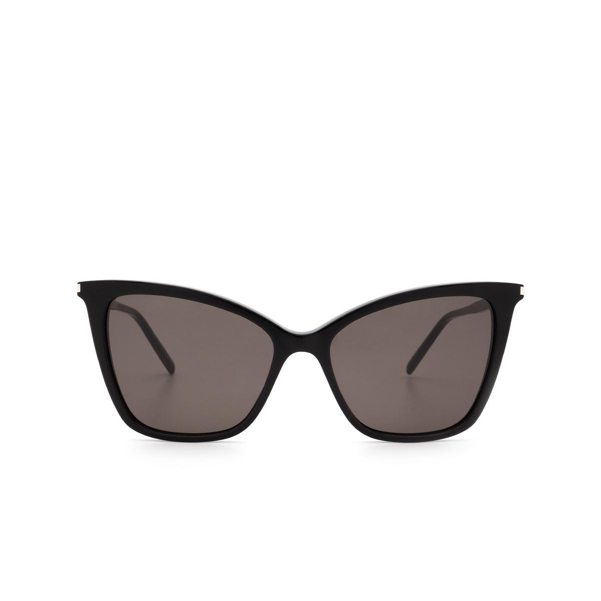 Saint Laurent® Cat-eye Sunglasses: SL 384 color Black 001 - 1/3.