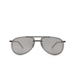 Saint Laurent® Sunglasses: SL 416 MASK color Black 003.