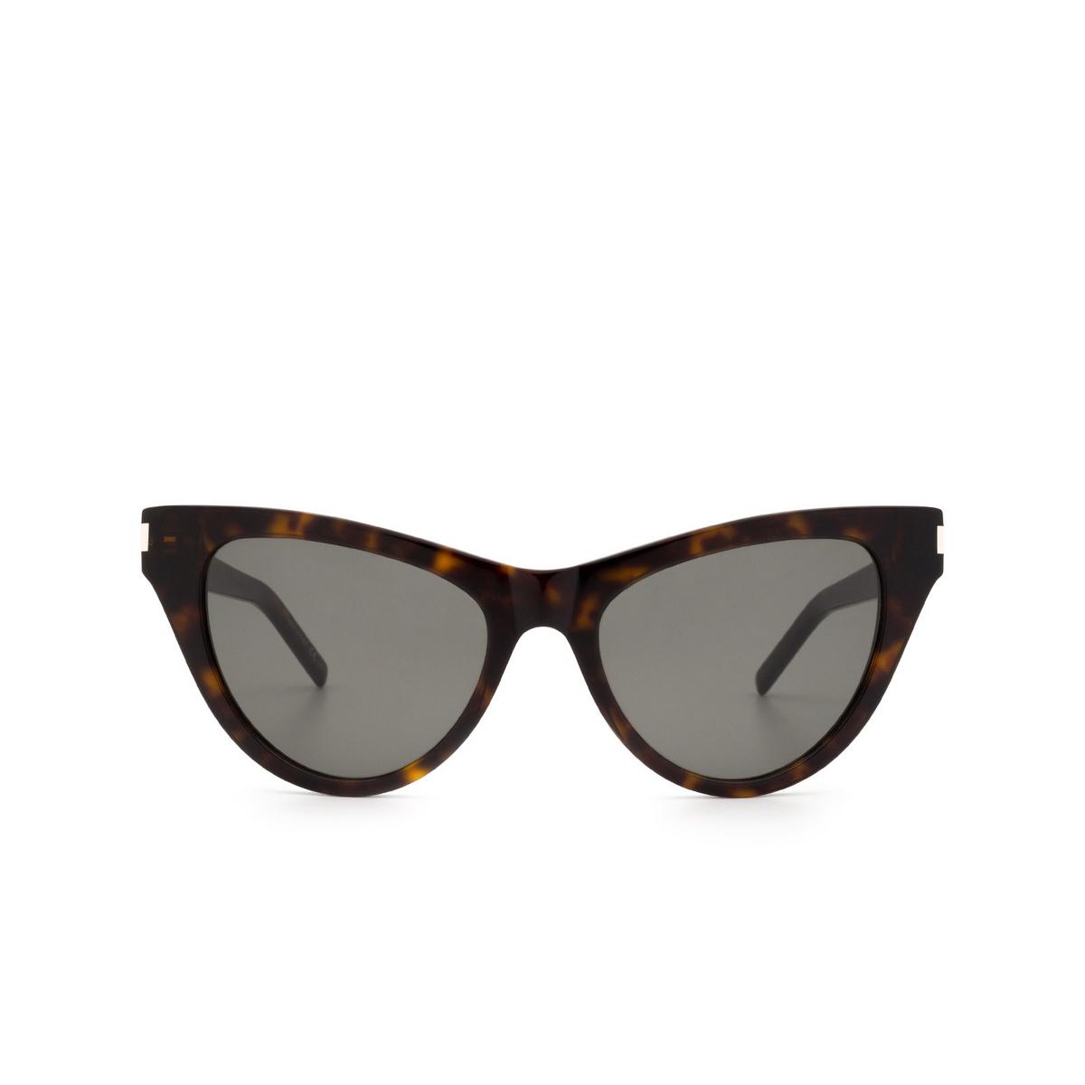 Saint Laurent® Cat-eye Sunglasses: SL 425 color Havana 002 - 1/3.