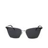 Saint Laurent® Square Sunglasses: SL 429 color Silver 001 - product thumbnail 1/2.